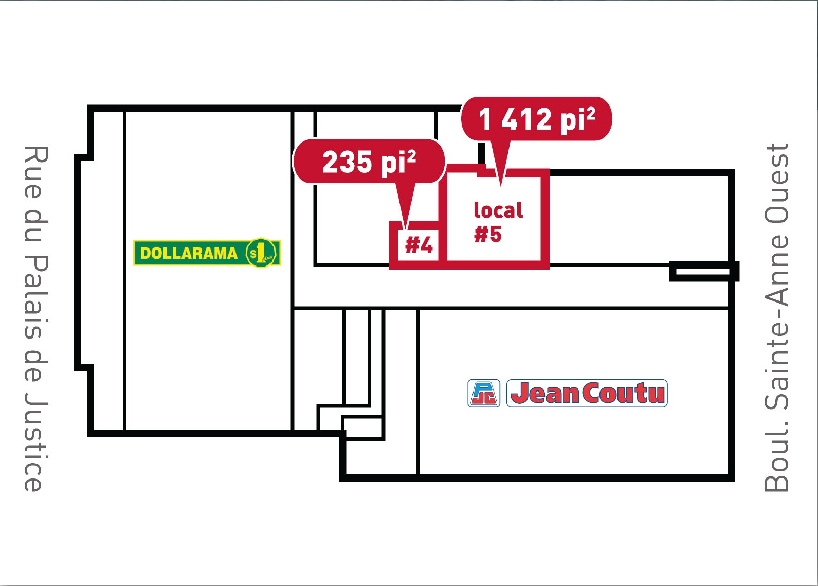 Plan Saint-Anne-des-Monts